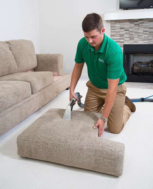 Crossroads Chem-Dry professional upholstery cleaning in Carmel